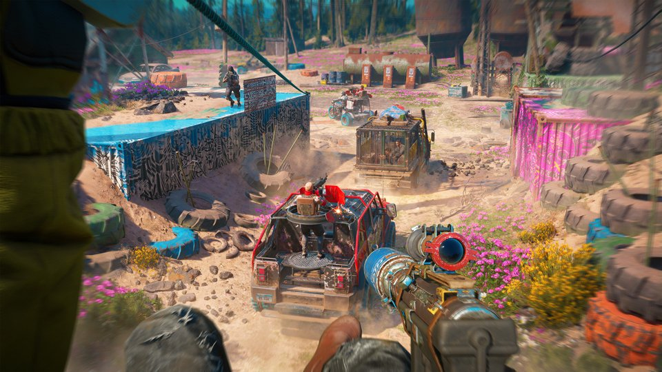 Far Cry 6 On Twitter Face Off Against The Highwaymen And Their