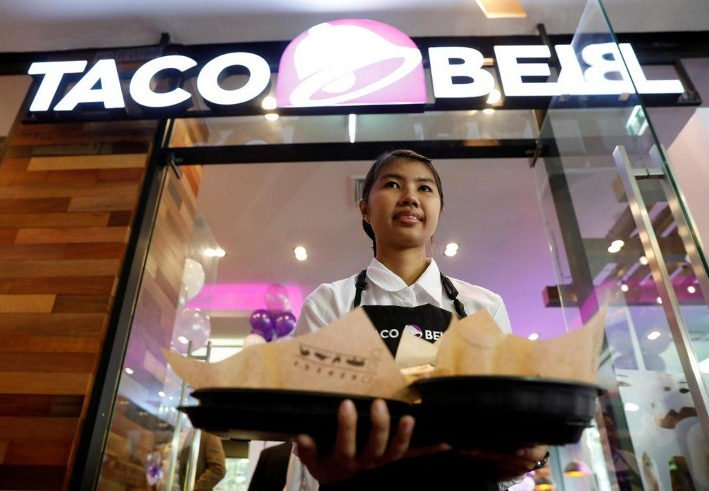 Taco Bell's first Thailand outlet to serve spicy fare and local beer https://t.co/JkfGOU2i47