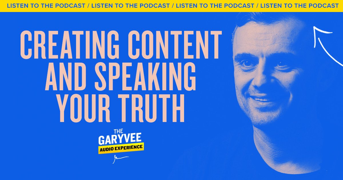 Would love for you to listen to today's episode of the podcast - Content Creating and Speaking Your Truth https://t.co/EJd83ow8qJ