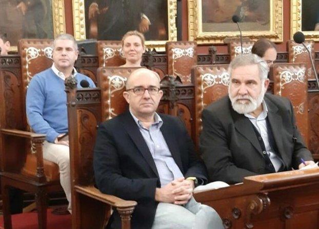 Cs Palma exige la dimisión del alcalde Noguera y la renuncia al acta de regidor
