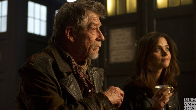 A very happy birthday to the late John Hurt, born on this day in 1940.