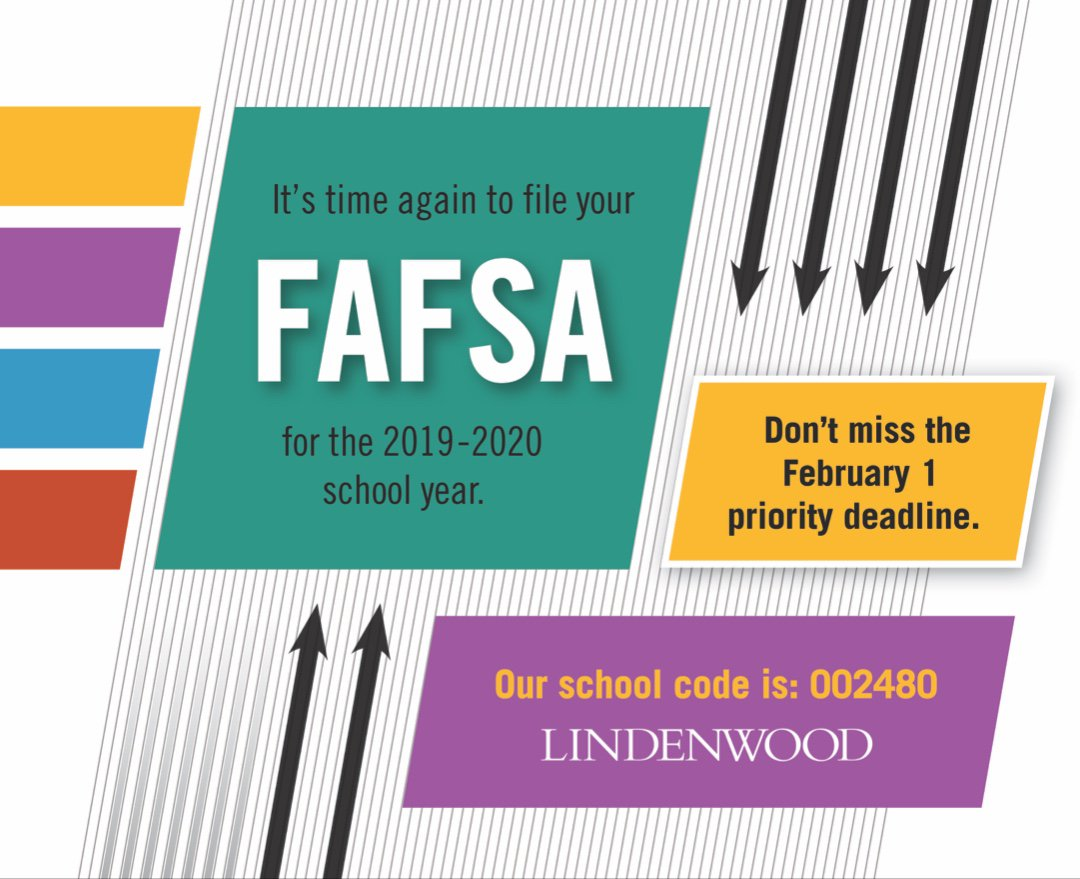 Remember to file your 2019-2020 FAFSA before February 1st to qualify for the Missouri Access Grant! 🗓📚🖊 #fafsa #moaccessgrant LINK: https://ww.lindenwood.edu/admissions/student-financial-services/ …