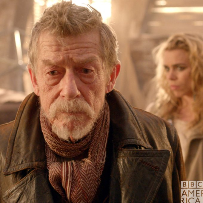 A very happy birthday to the late Sir John Hurt, born on this day in 1940.