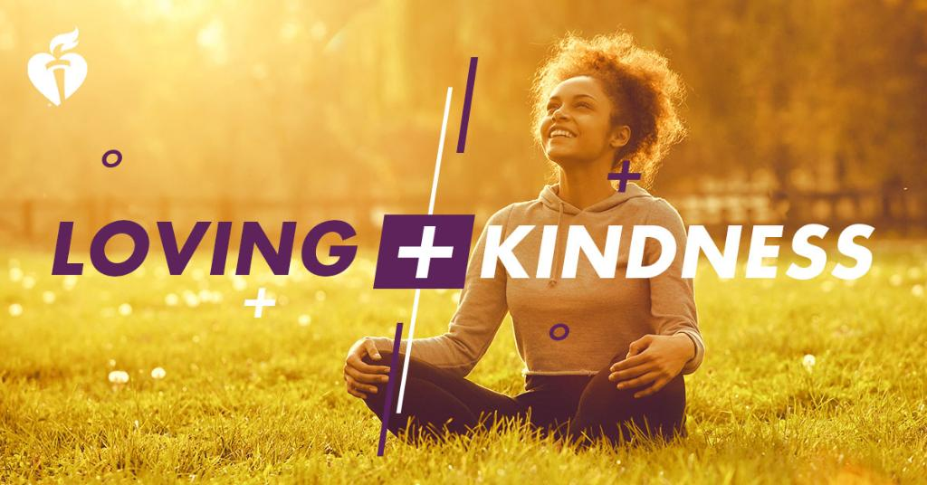 The holidays are over, but wishing peace and goodwill toward others doesn't have to be. A simple meditation practice called Loving-Kindness helps project compassion outward and can have positive effects for you as well. Learn more: https://t.co/rKDetDH8HO #HealthyforGood