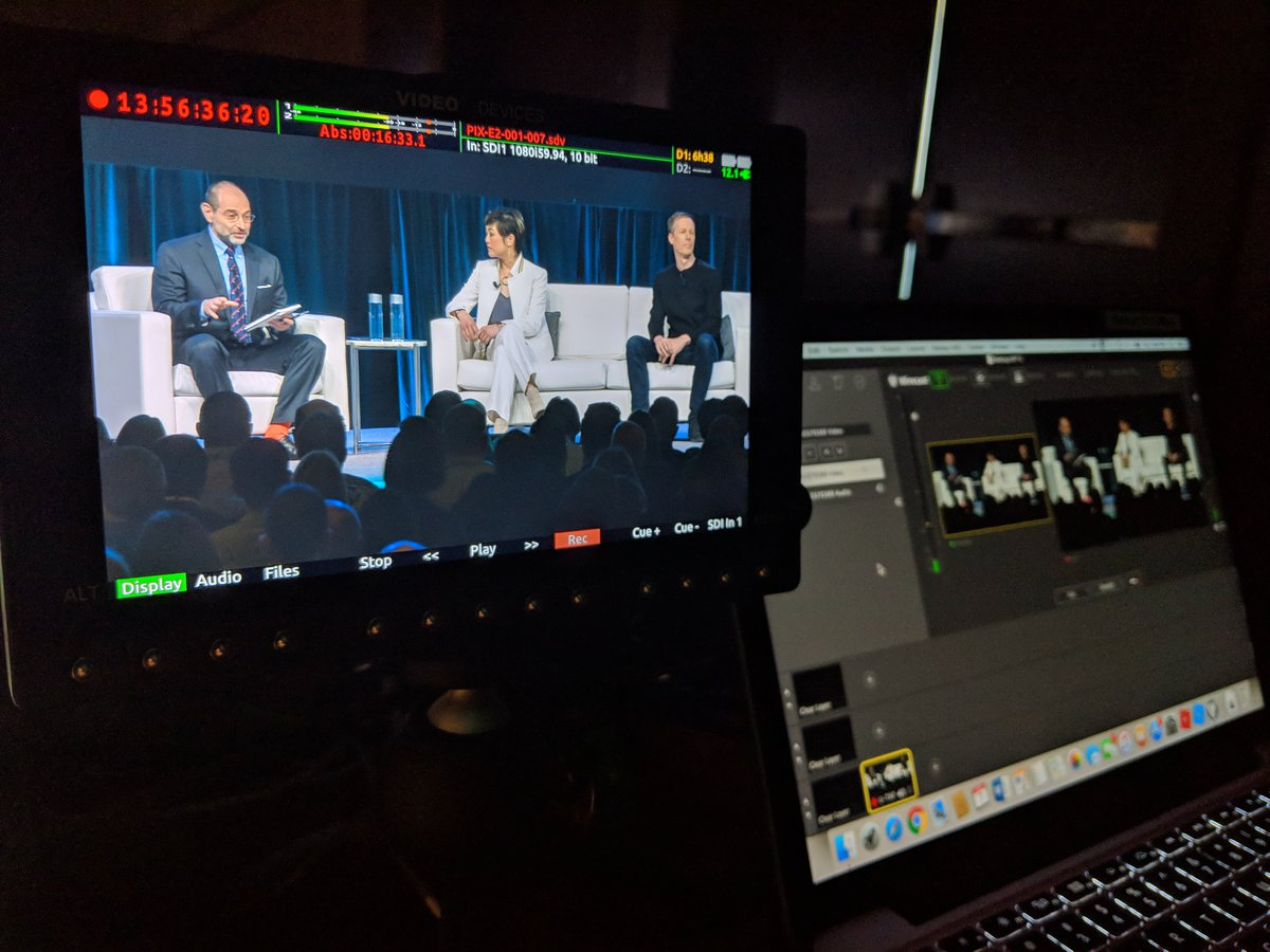 Interview industry experts with video crews from Orlando Webcasts.