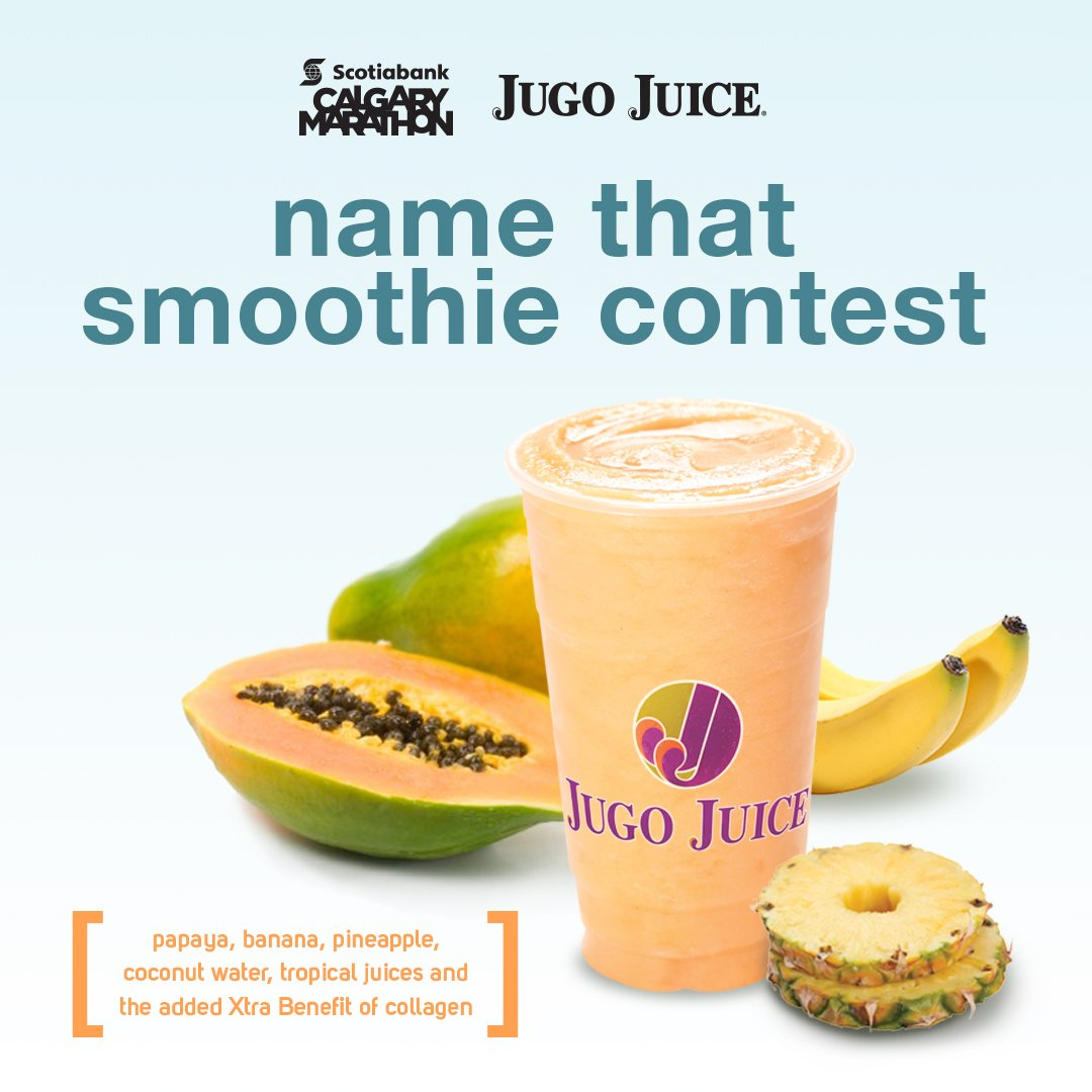 "jugo juice on twitter: ""#contestalert we have a #smoothie"