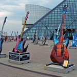 Image for the Tweet beginning: Cleveland: The Forest City Rocks