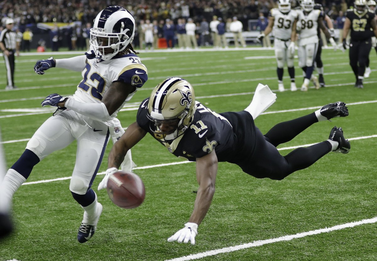 NOLA season ticket holders are suing the NFL, hoping to bring Saints-Rams back and replay end of NFC title game, per @TraversWDSU   https://t.co/uZARpfbCe2