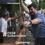 #FedeGobernador Twitter Photo