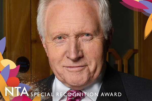 National TV Awards's photo on David Dimbleby