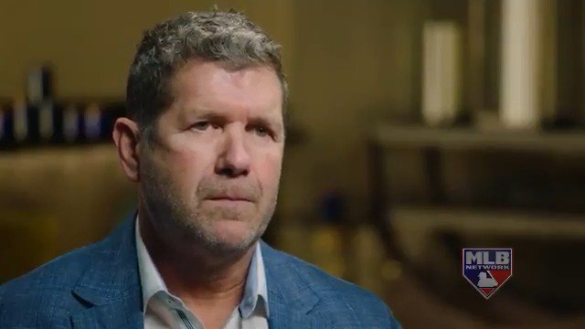 """""""If it happens, I will be ecstatic.""""  @11EdgarMartinez sits down with his former @Mariners teammate Harold Reynolds. #HOF2019"""