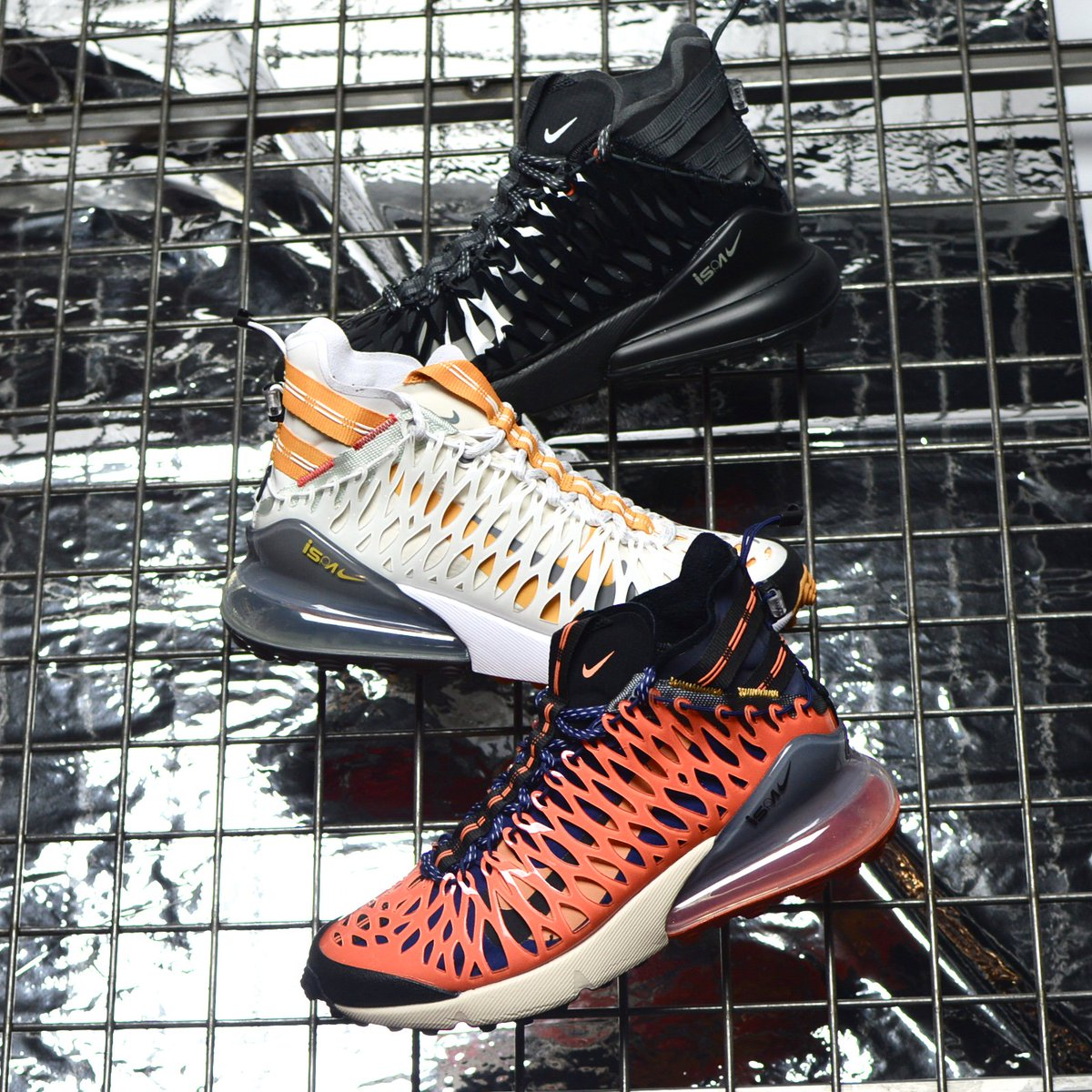 3fc2f57ced The project ISPA took over the Air Max 270 and here s the result. . Launch