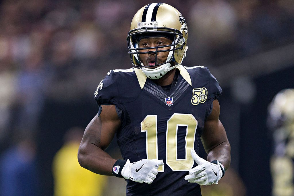 Brandin Cooks' Revenge Tour 🤔  He owns two 1,000-yard seasons with the Saints, knocked them out the postseason  Spent a season with the Patriots where he added another 1,000-yard season   Can he take out the Patriots next?