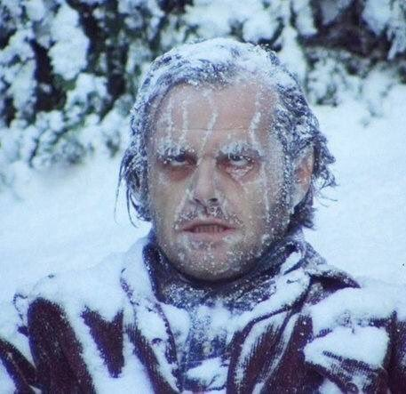 this weather got me like