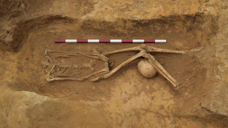 Скелеты «любовников Модены» были мужчинами