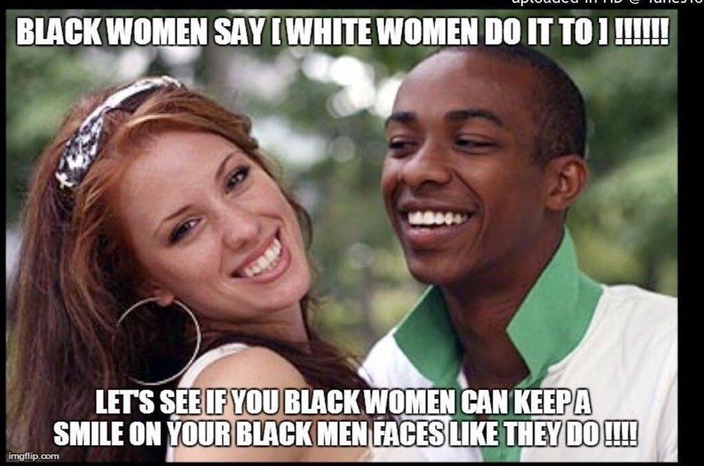 Not very why white women love black men