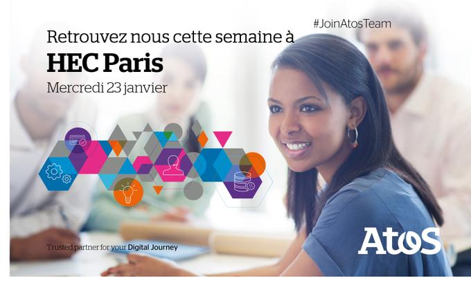 Hâte de rencontrer demain les étudiants@HECParis au #CarrefourHEC !L'occasion de vous pré...
