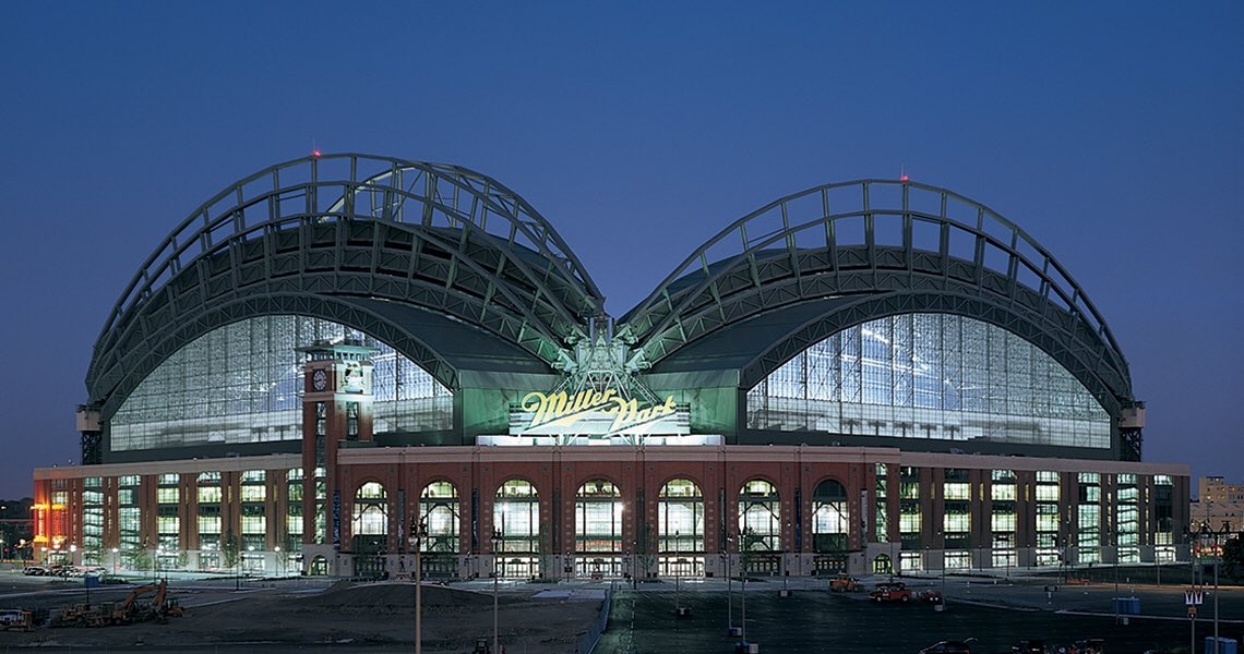 IKE Brewers's photo on Miller Park