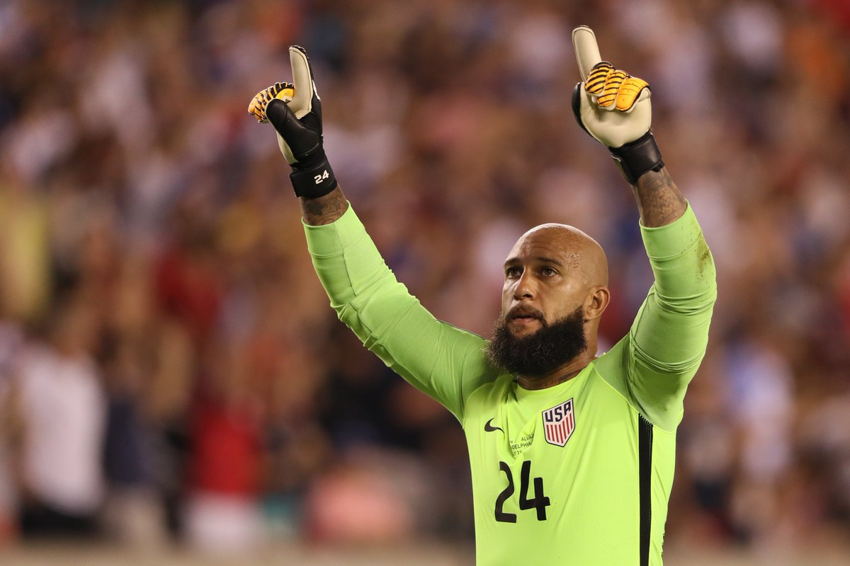 Bleacher Report's photo on Tim Howard