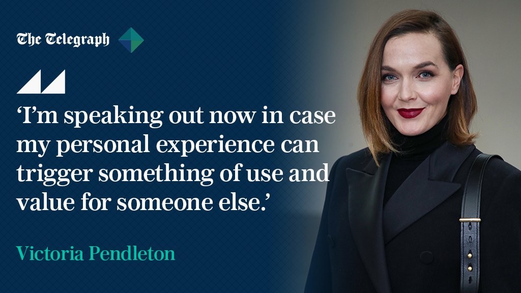 .@v_pendleton: 'I worked out how I wanted to kill myself - I just felt numb'  https://t.co/DLRDrMHWuc https://t.co