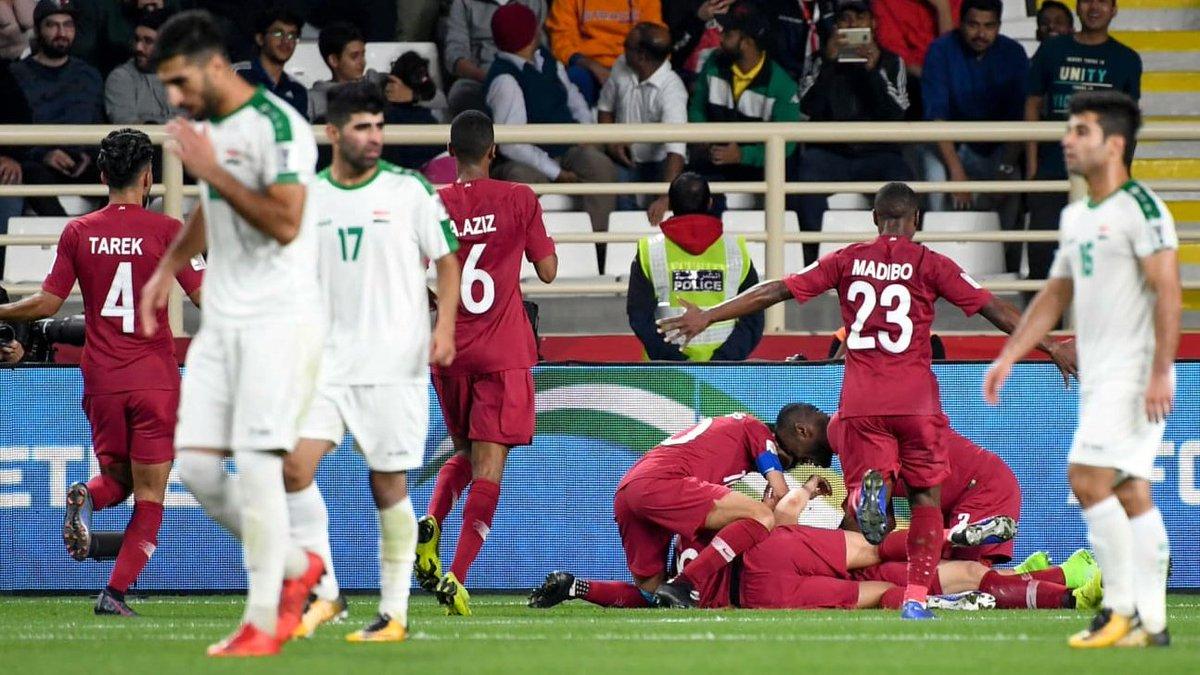 Video: Qatar vs Iraq