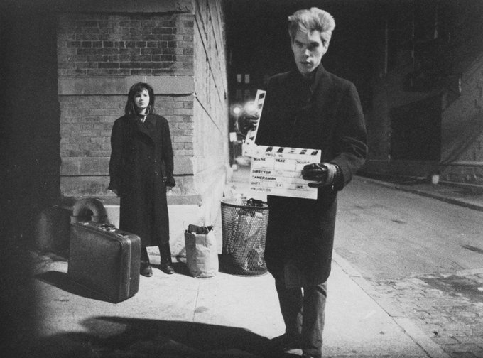 Happy 66th birthday to Jim Jarmusch dare we say, the epitome of cool?