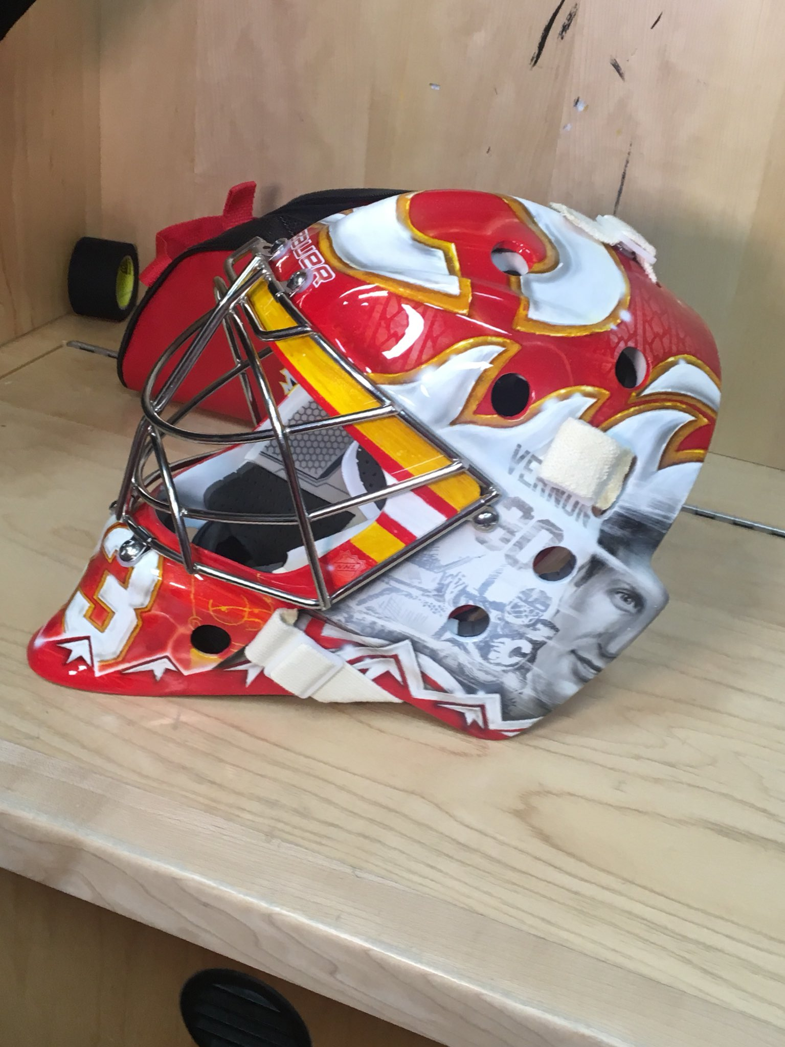Cool New Mask For Rittich