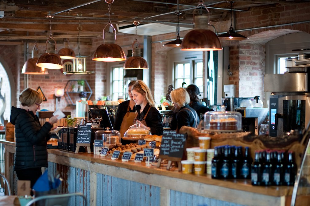 A crisp winters walk around the Vale of Belvoir should only be ended in the Fuel Tank. Our beautiful café offering a range of yummy sandwiches, soups, delicious cakes and much more!    Find out more here: http://bit.ly/TheFuelTank  #BelvoirCastle #EngineYard #FarFromOrdinary #Foodie