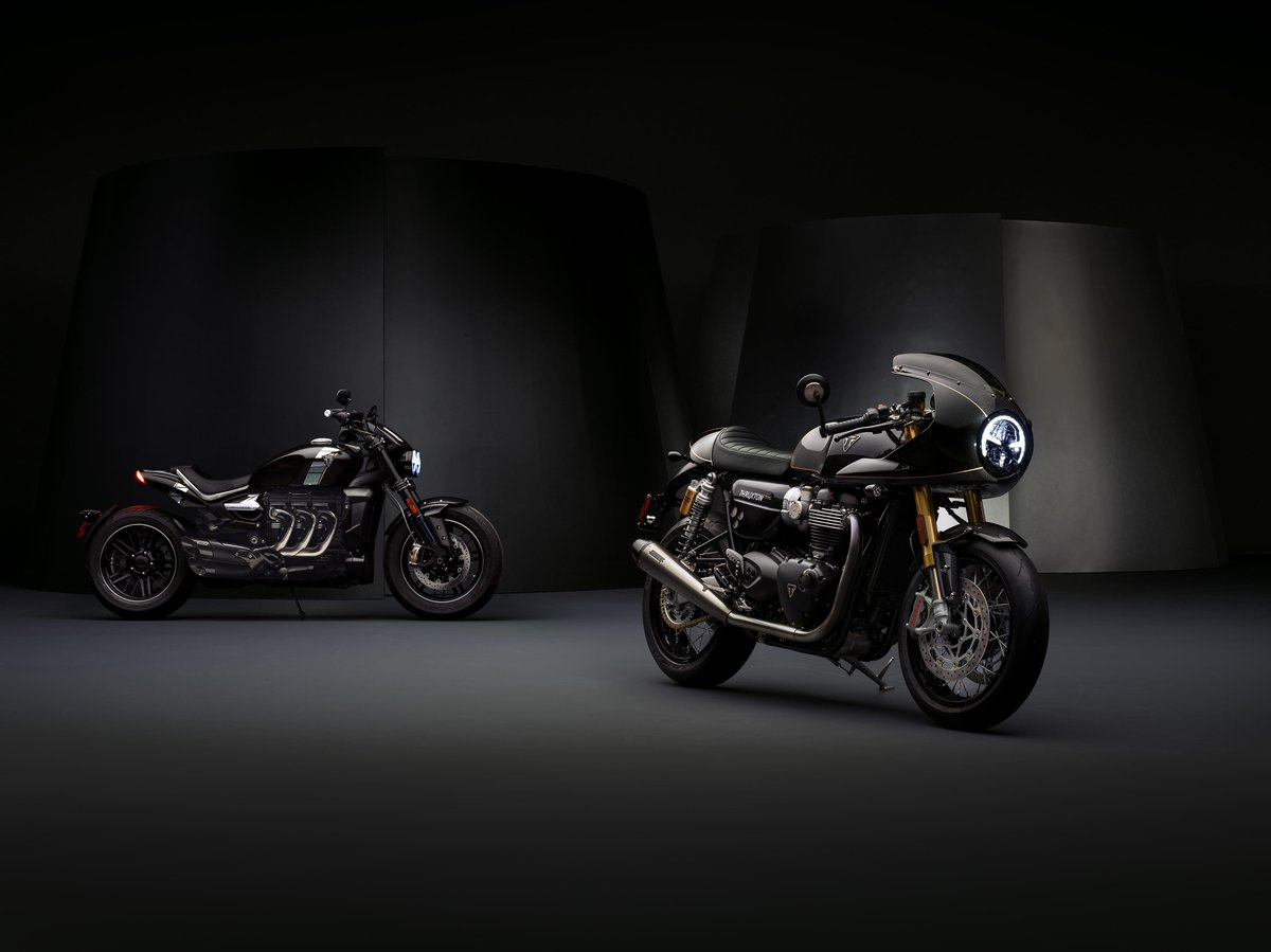 New Triumph Rocket Iii For 2019 Page 5 Adventure Rider