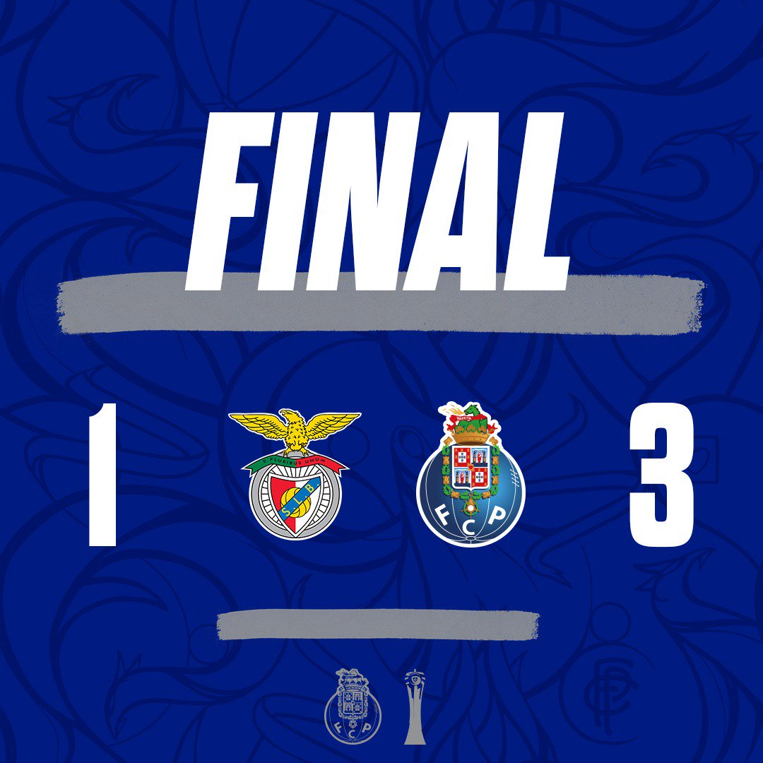 FC Porto's photo on Benfica
