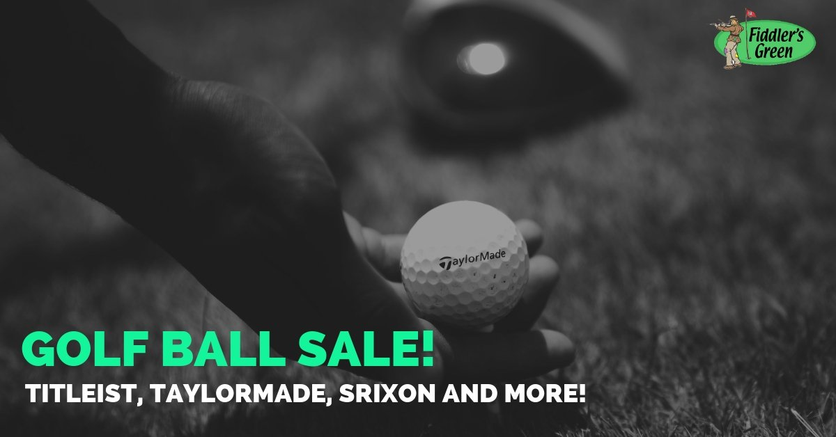 ce822176acf ... for a change in your game - Save some money with our great golf ball  sale! https   www.fiddlersgreen.com golf-ball-sale   pic.twitter.com b2HSnvUd0k