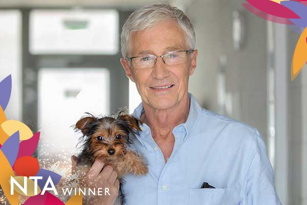 National TV Awards's photo on Paul O'Grady