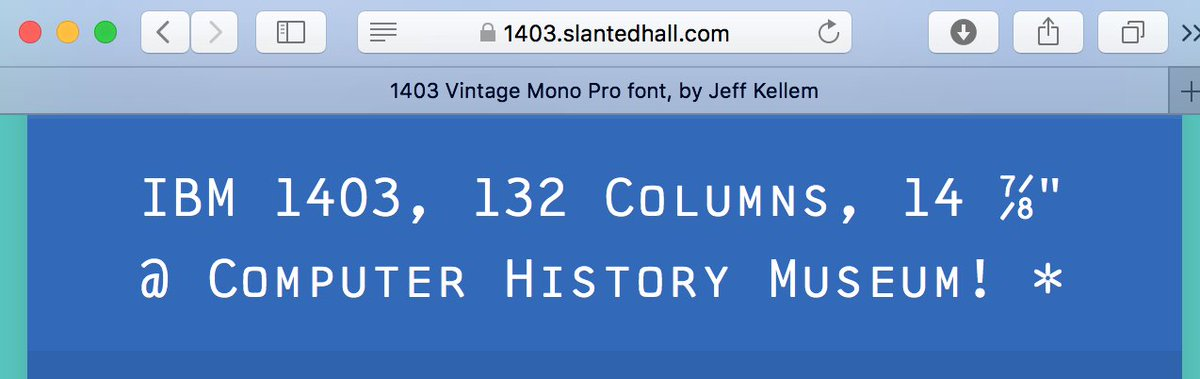 Jeff Kellem on Twitter: