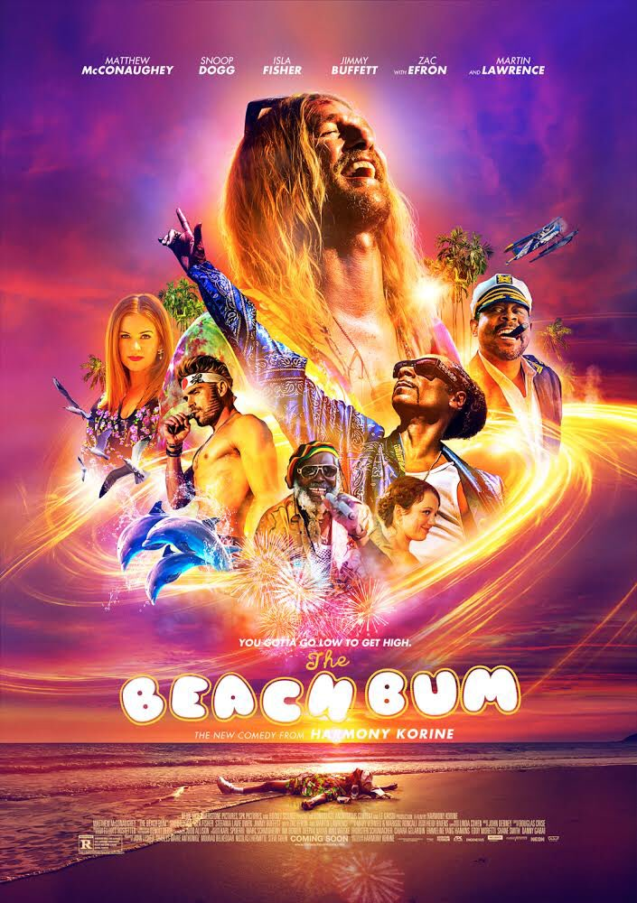 This is going to be a fun one! Official Trailer drops TOMORROW!! #TheBeachBum 🤙🙏