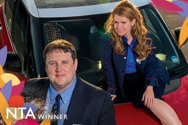 National TV Awards's photo on Car Share