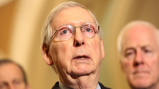 #BREAKING: McConnell blocks bill to reopen Homeland Security Dept https://t.co/q75F2oer9F