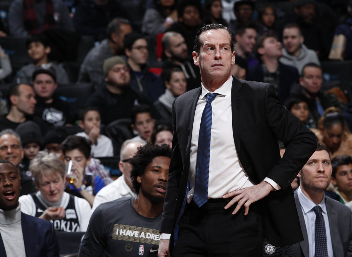 Programming Alert: Kenny Atkinson will be on the @RealMichaelKay Show at 4:30PM  📺   @YESNetwork  🎧   https://t.co/QCIQu5znfM