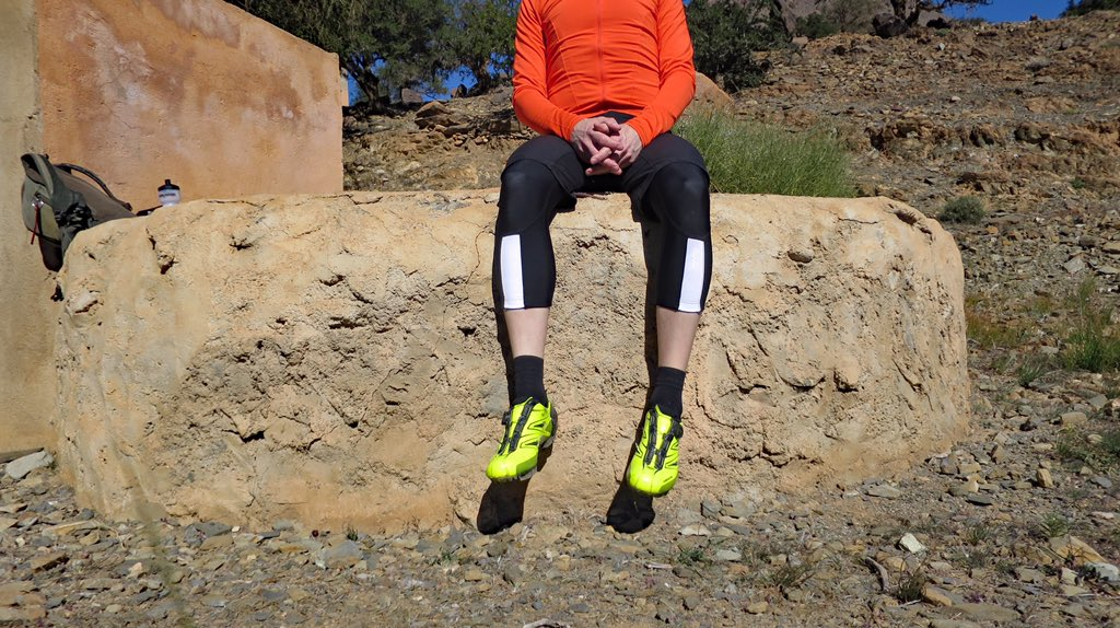 ... properly test the  rapha 3 4s you sent me. I  had  to come to Morocco  specially and ride all day in the sunshine. I hope you approve of my work  ethos  bc4bc8c12