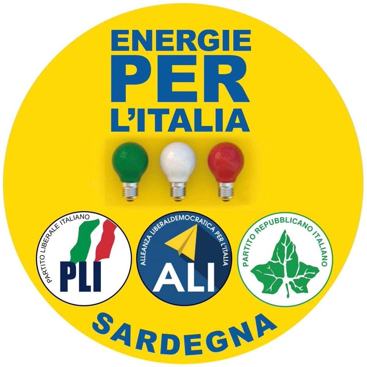 Energie Per Litalia Sardegna At Energieperlita2 Twitter