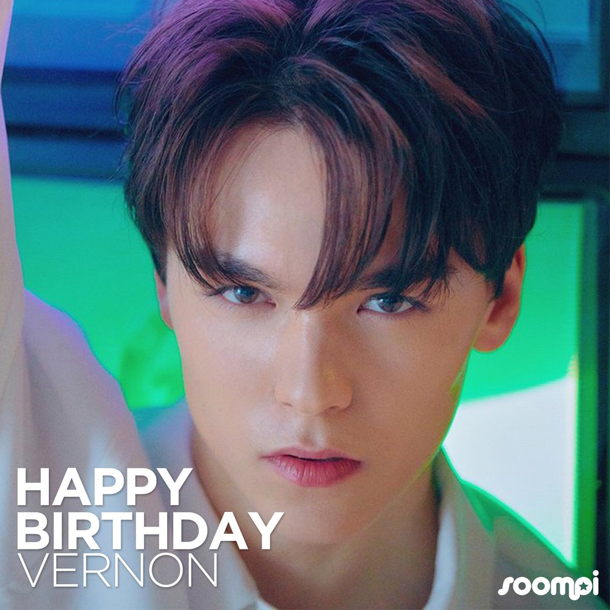 Soompi's photo on #HAPPY_DK_VERNON_DAY