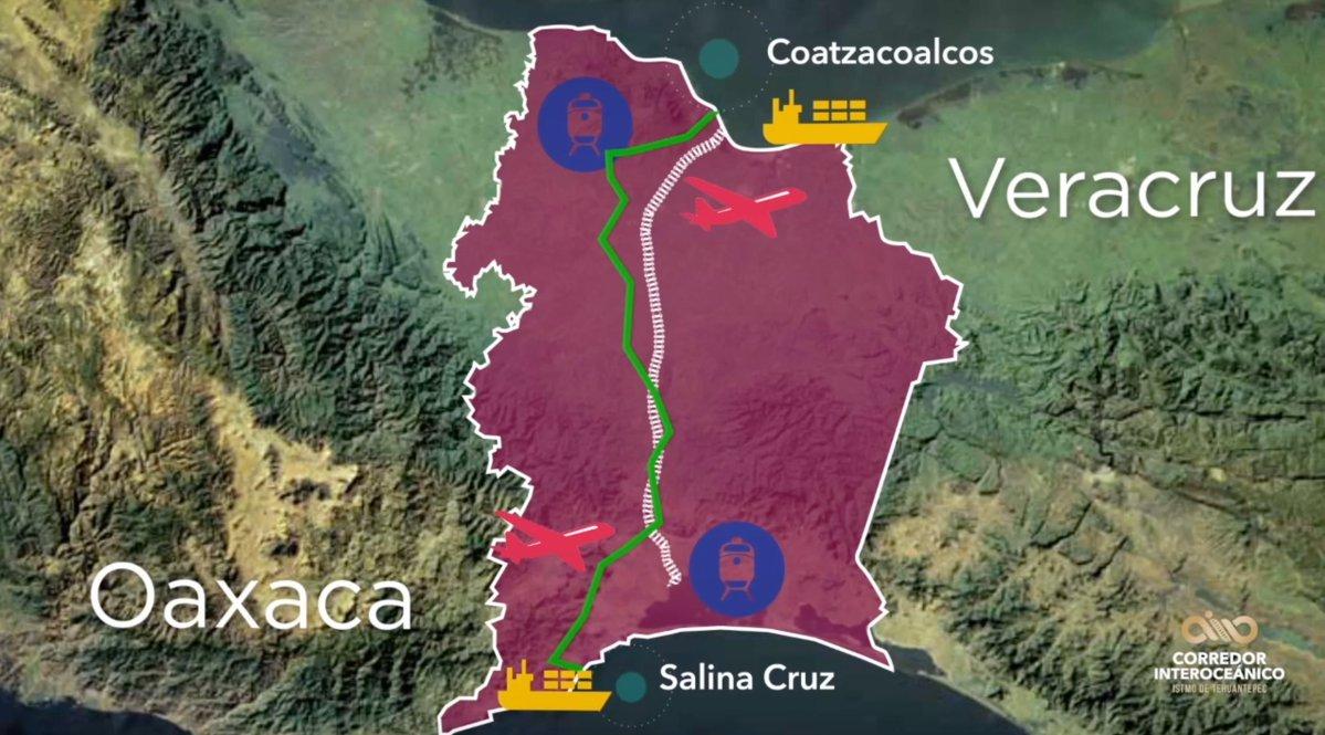 Image result for maqueta proyecto interoceanico coatza salina cruz