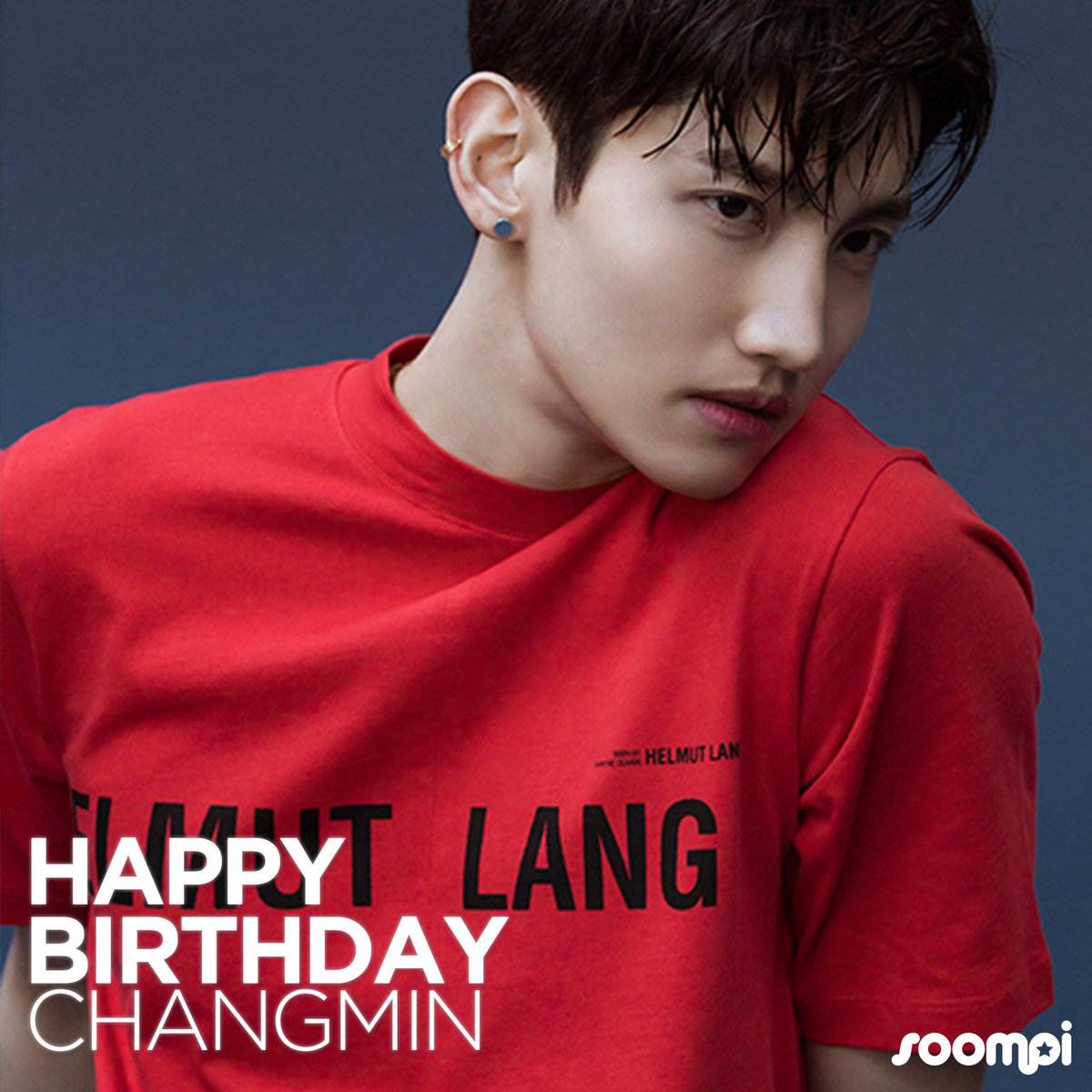 Soompi's photo on #HappyChangminDay