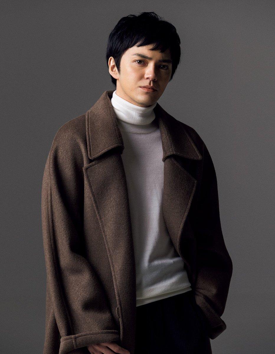 1月25日発売『GQ JAPAN』3月号告知第1弾!  林遣都さんが三島由紀夫原作の戯曲『熱帯樹』で長男役を演じる。 美しくも恐ろしい家族劇を「自分をさらしだしてやれれば」と語る➡︎https://t.co/FVCTFozrfU  #林遣都 #熱帯樹 #gqjapan