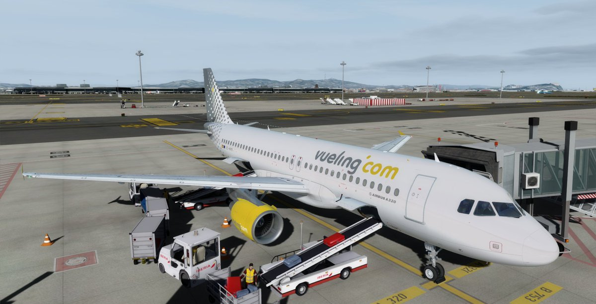 Fslabs A320