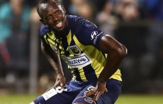 'It was fun while it lasted.'  Usain Bolt's footballing career is over before it really begun.   👉 https://t.co/xv8E2OdKYr