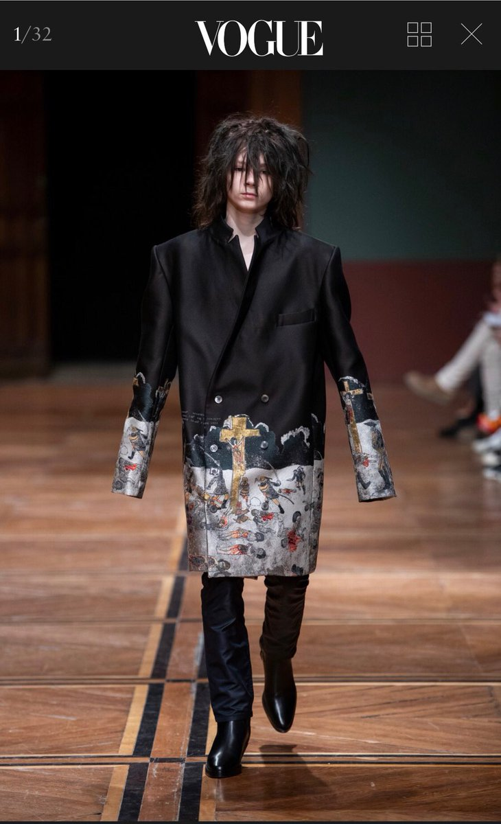 ㄖ乂 On Twitter Paris Fashion Week 2019