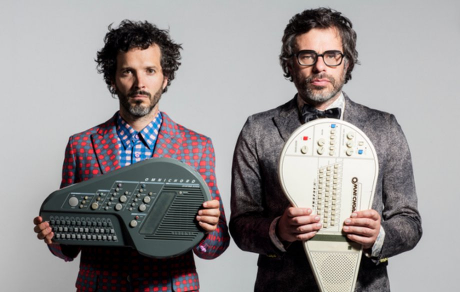 Flight Of The Concords announce new album with release of outrageous single, 'Iain and Deanna' https://t.co/yDGk338Aeo