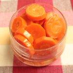 にんじんグラッセがレンジで簡単に作れるらしい!お弁当のおかずにも!