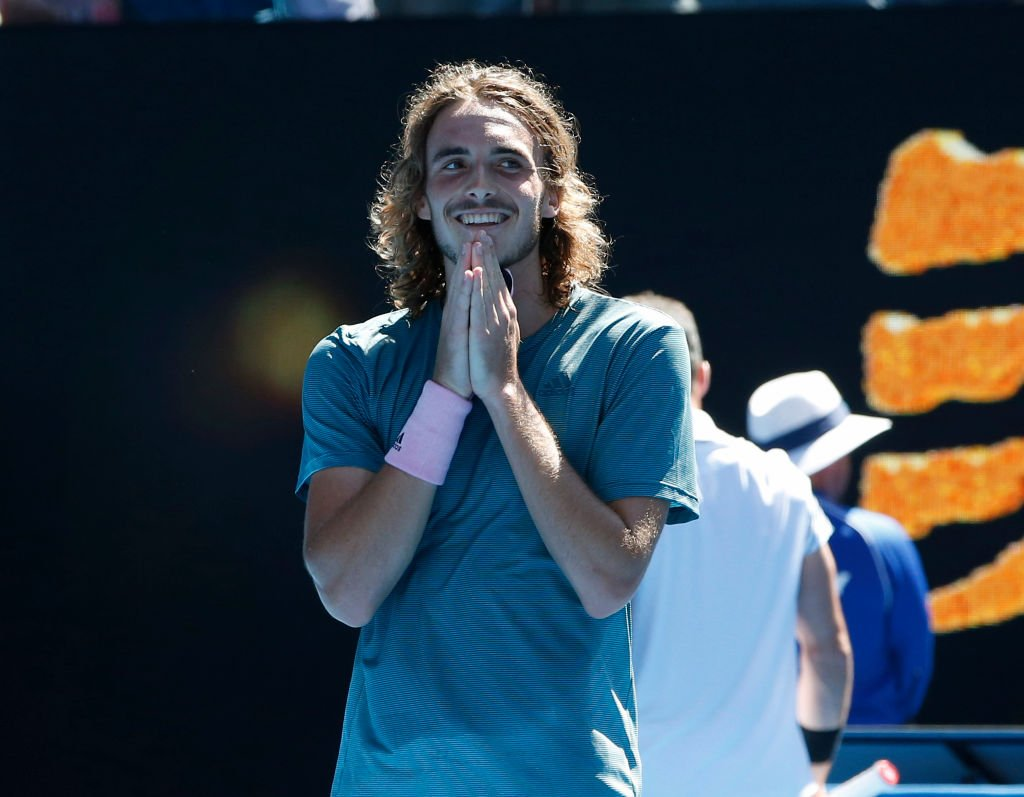'It all feels like a fairytale almost. I'm just living the dream.'  The amazing Aussie Open run continues for Stefanos Tsitsipas.  https://t.co/9ymM3TFDeH