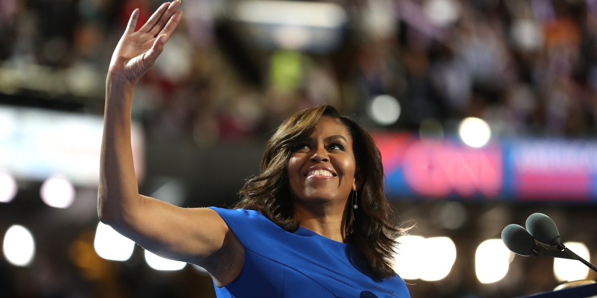 Michelle Obama's Most Candid Revelations from Her 'Becoming' Memoir https://t.co/SLO9UZXEgK